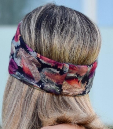 African wired headbands for women