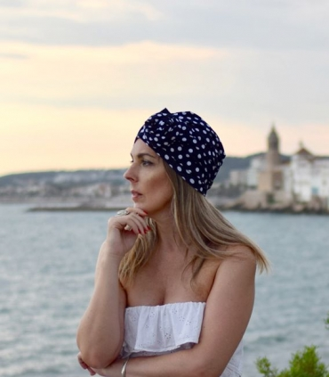 Pineapple yoga headbands for women